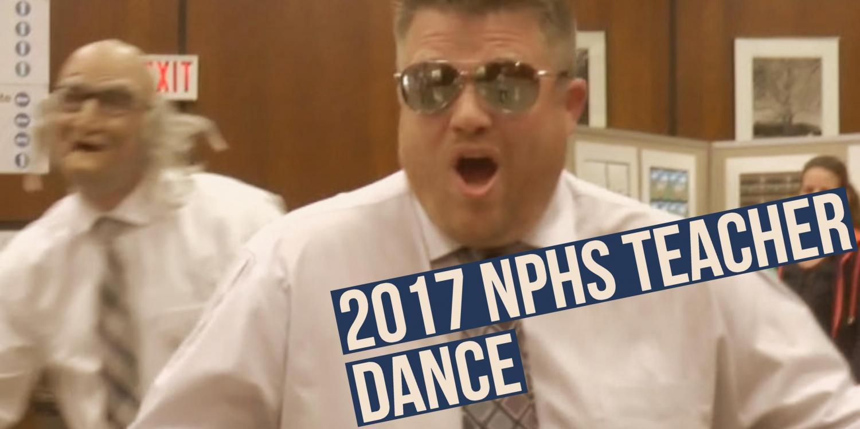 2017 NPHS Teacher Dance